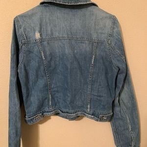 Blue jean jacket from American Eagle